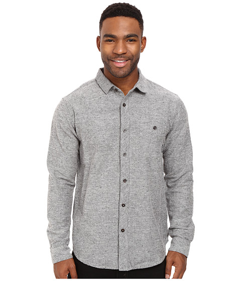 Billabong Jackson Flannel Shirt - Grey Heather