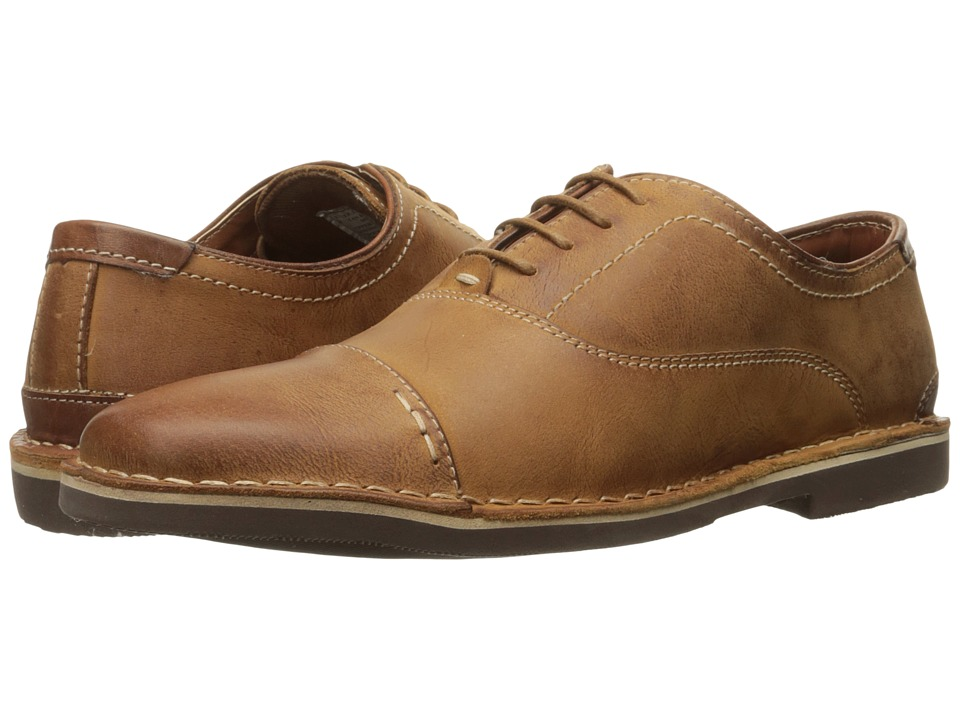 Steve Madden - Lernerr (Tan Leather) Men