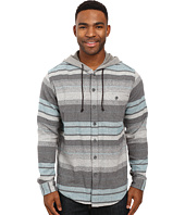 Billabong - Horizon Hooded Flannel Shirt