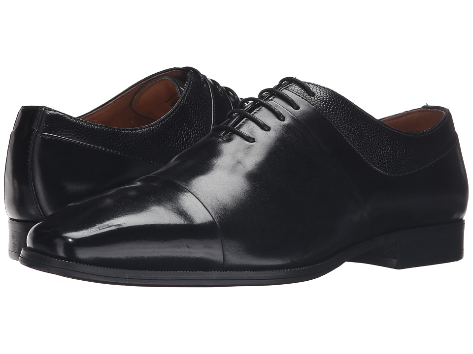 Steve Madden - Mandible (Black Leather) Men