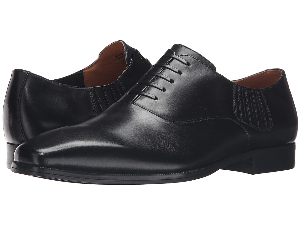 Steve Madden - Manifest (Black Leather) Men