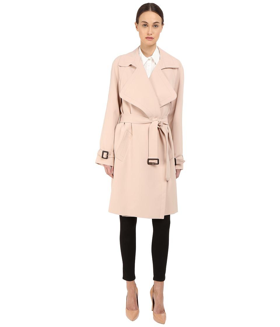 Diane von Furstenberg Anouk Blush Womens Coat