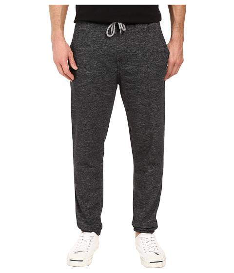 Billabong Balance Cuffed Sweatpants - Black Heather