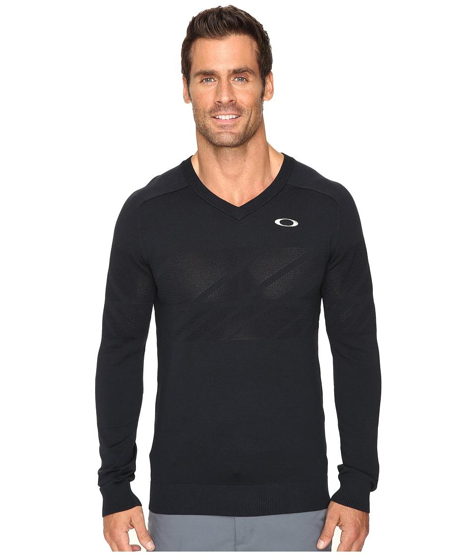 Oakley Hazard Block Sweater (Black) Men