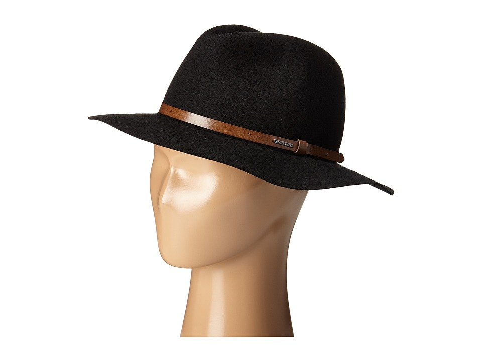 Diesel Calaot Hat Black Traditional Hats