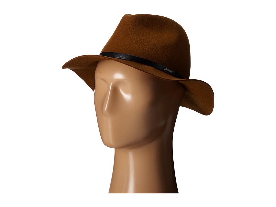 Diesel Calaot Hat Brown Traditional Hats