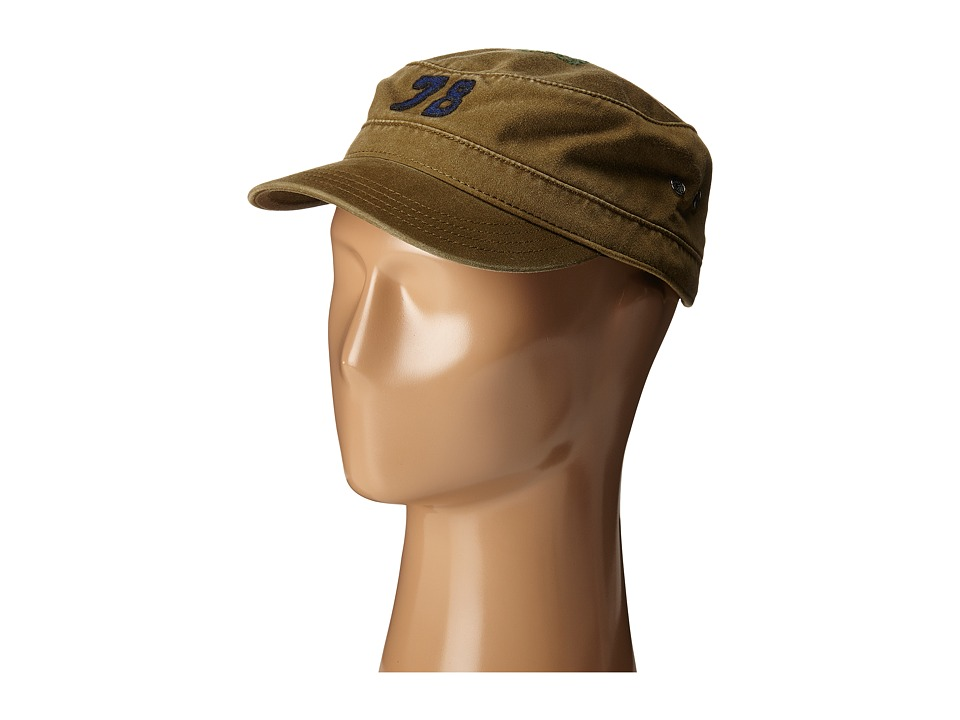 Diesel Coroly Hat Olive/Green Traditional Hats