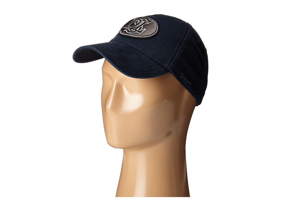 Diesel Cikico Hat Navy/Blue Traditional Hats