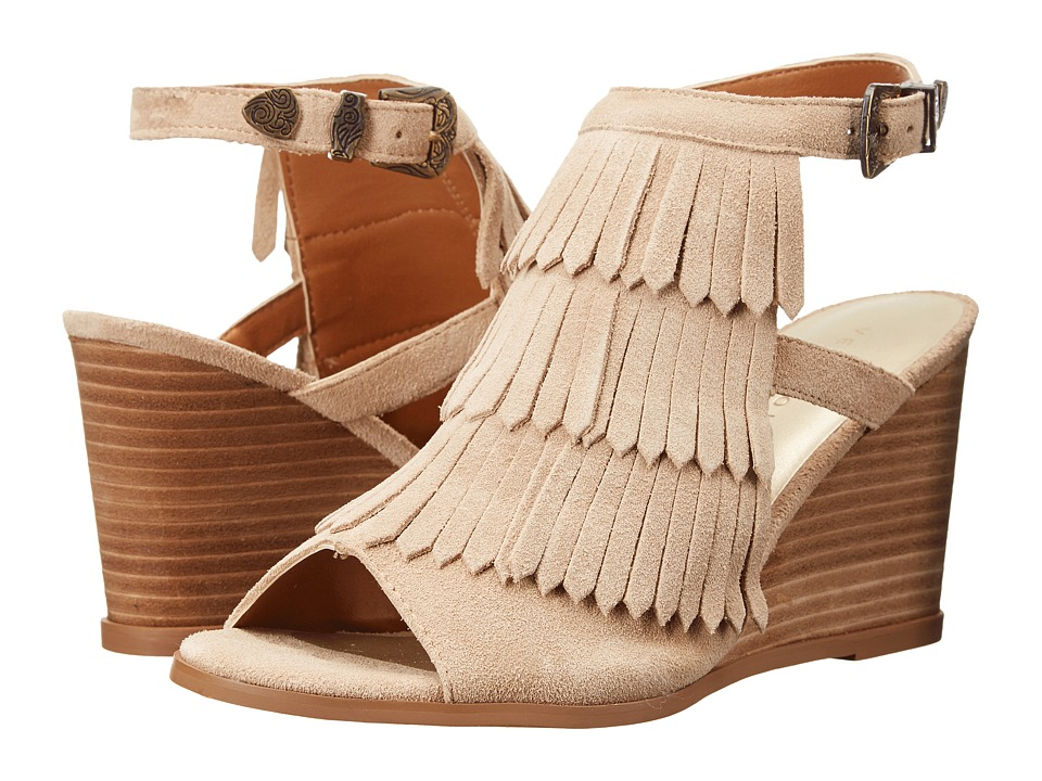 VOLATILE Notion Tan Womens Wedge Shoes