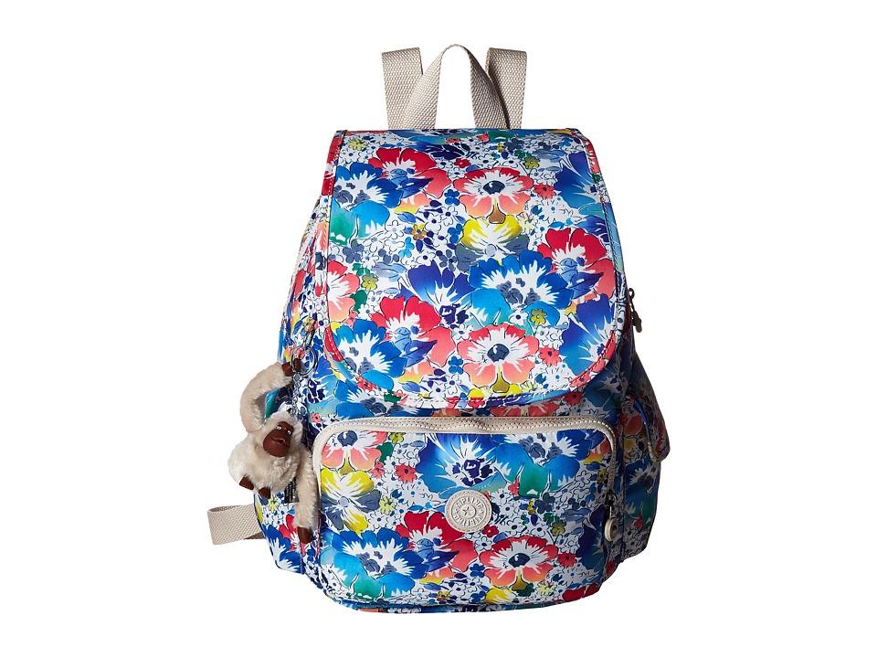 Kipling Ravier Backpack In Bloom Backpack Bags