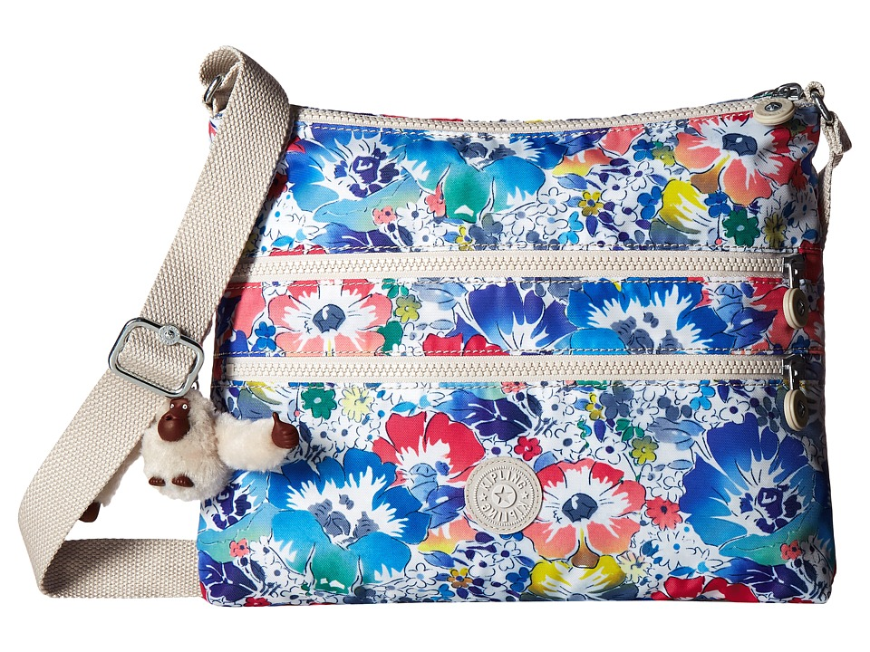 Kipling Alvar Crossbody Bag In Bloom Cross Body Handbags