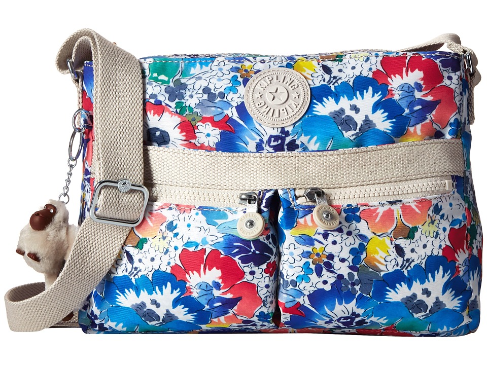 Kipling Angie In Bloom Handbags