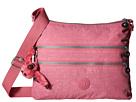 Kipling Alvar Crossbody Bag (Pink Macaroon)