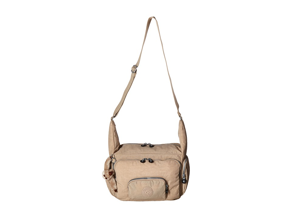 Kipling - Erica Cross Body Bag (Sandcastle) Cross Body Handbags