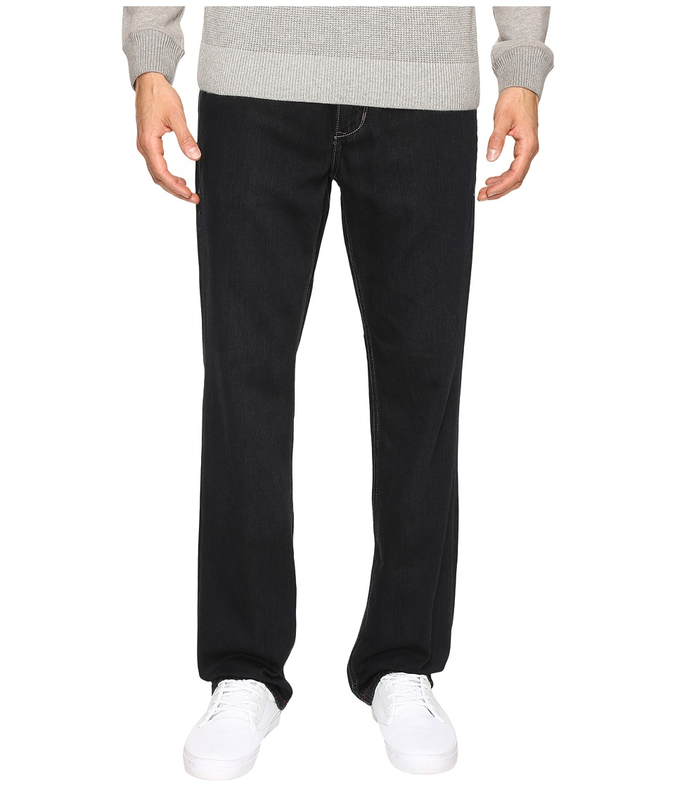Tommy Bahama Cayman Relaxed (Black Overdye) Men's Jeans