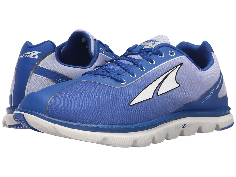 Altra Footwear One 2.5 Blue Mens Shoes