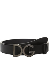 Dolce & Gabbana - Logo Buckle Belt
