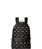 Dolce & Gabbana - Vulcano Crown Print Backpack
