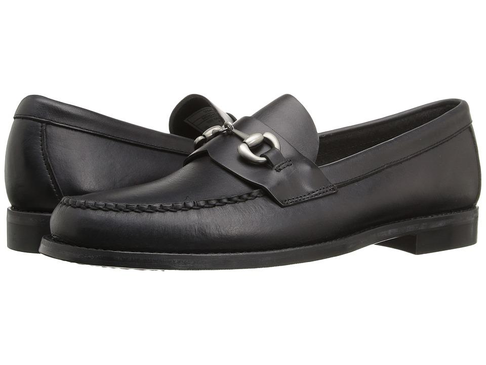 Sebago Heritage Bit (Black Oiled Waxy Leather) Men