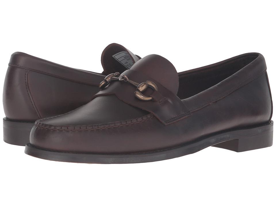 Sebago Heritage Bit (Brown Oiled Waxy Leather) Men