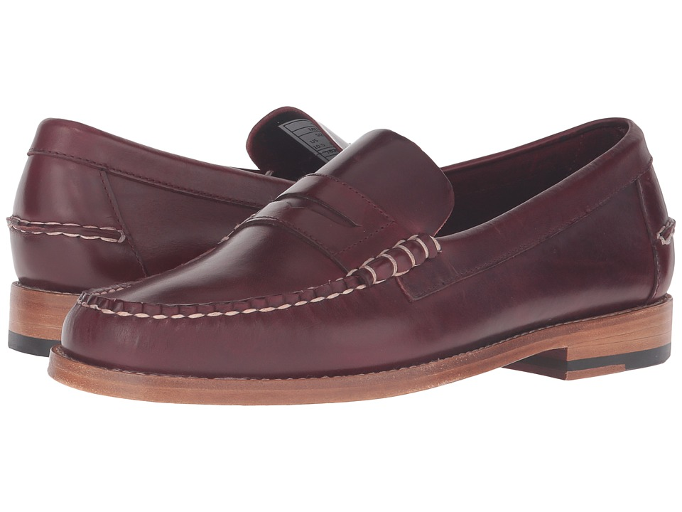 Sebago Legacy Penny (Red Leather) Men