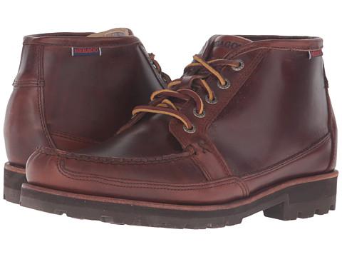 Sebago Vershire Chukka - Brown Oiled Waxy Leather