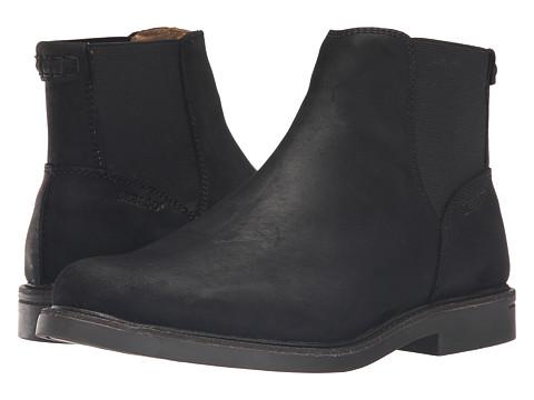 Sebago Turner Chelsea Waterproof - Black Leather