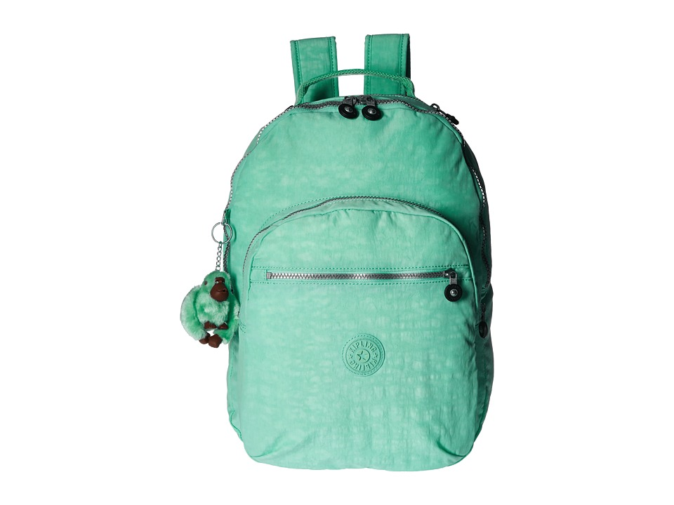 Kipling Seoul Backpack Seafoam Green Backpack Bags