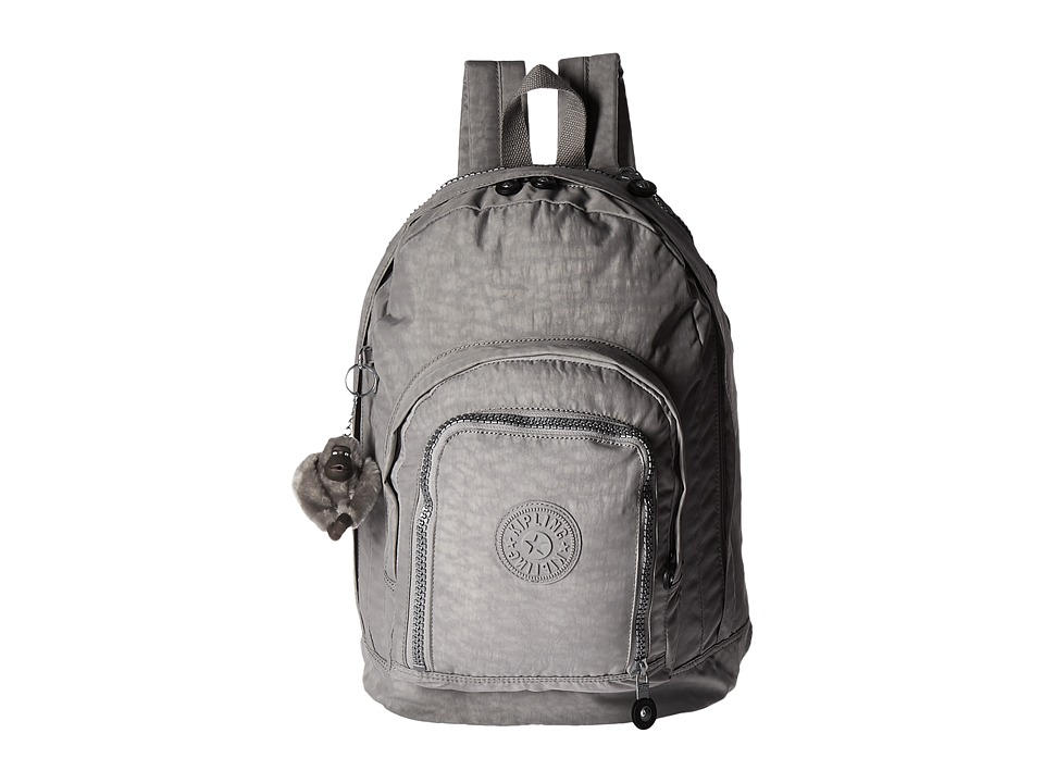 Kipling - Hal Backpack (Slate Grey) Backpack Bags