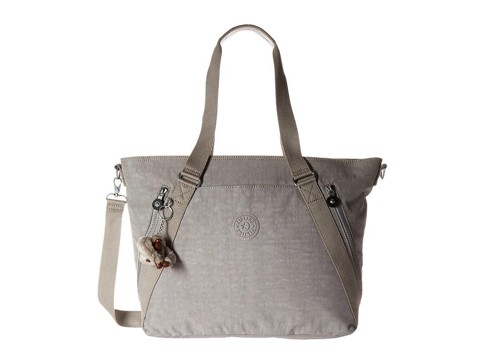 Kipling - Fleur Tote (Slate Grey) Tote Handbags