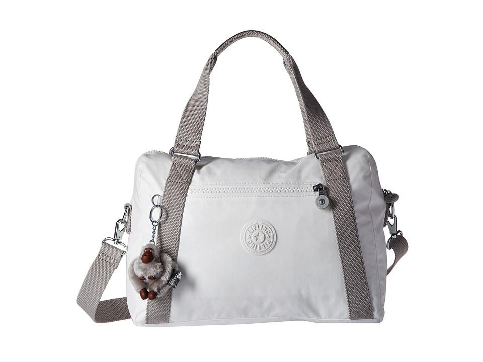 Kipling Melissa Satchel Lacquer Pearl Satchel Handbags