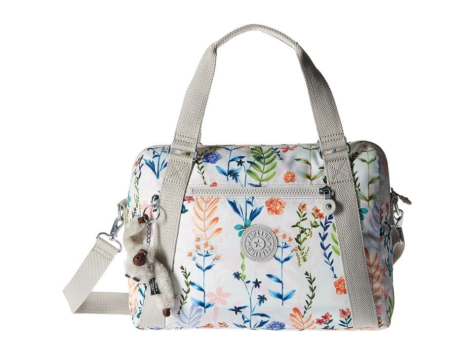 Kipling Melissa Satchel Floral Dreamer Satchel Handbags