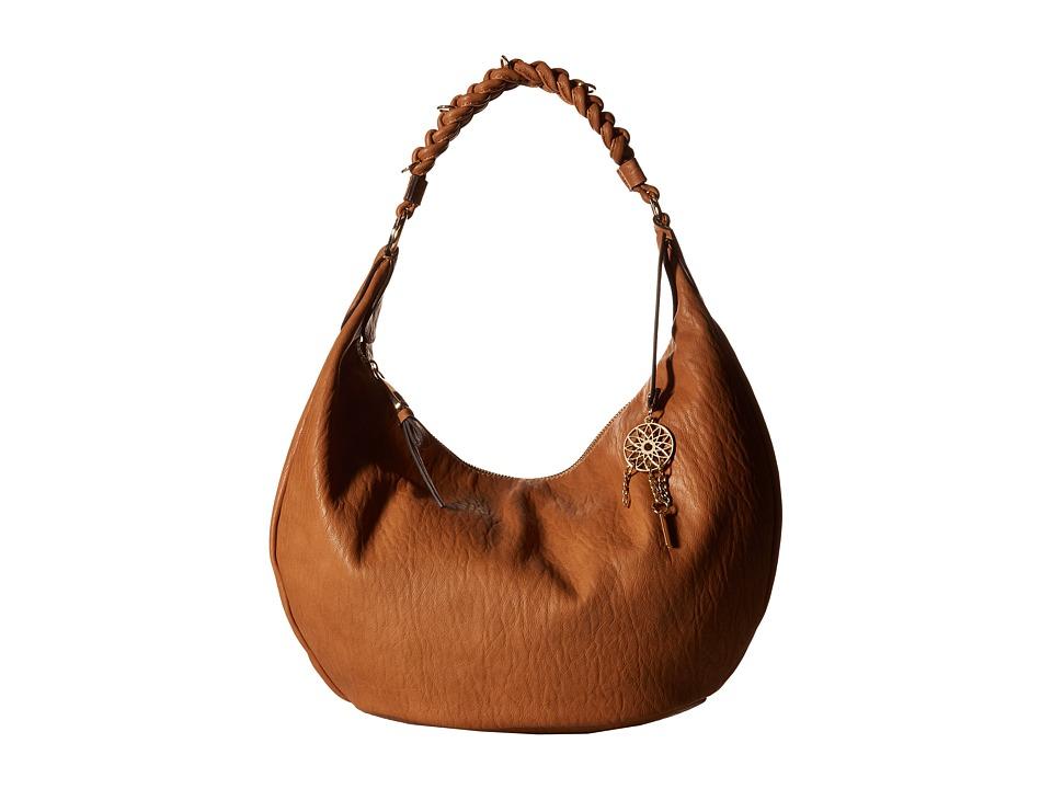 Jessica Simpson Joyce Hobo Cognac Hobo Handbags