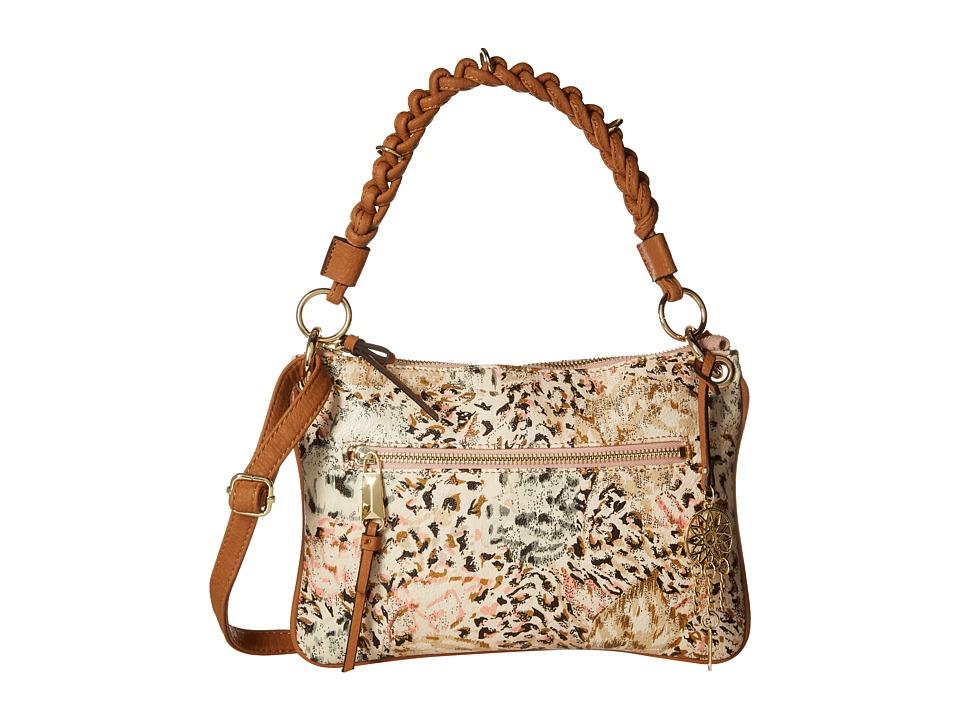 Jessica Simpson - Joyce Crossbody Clutch (Island Cheetah) Cross Body Handbags