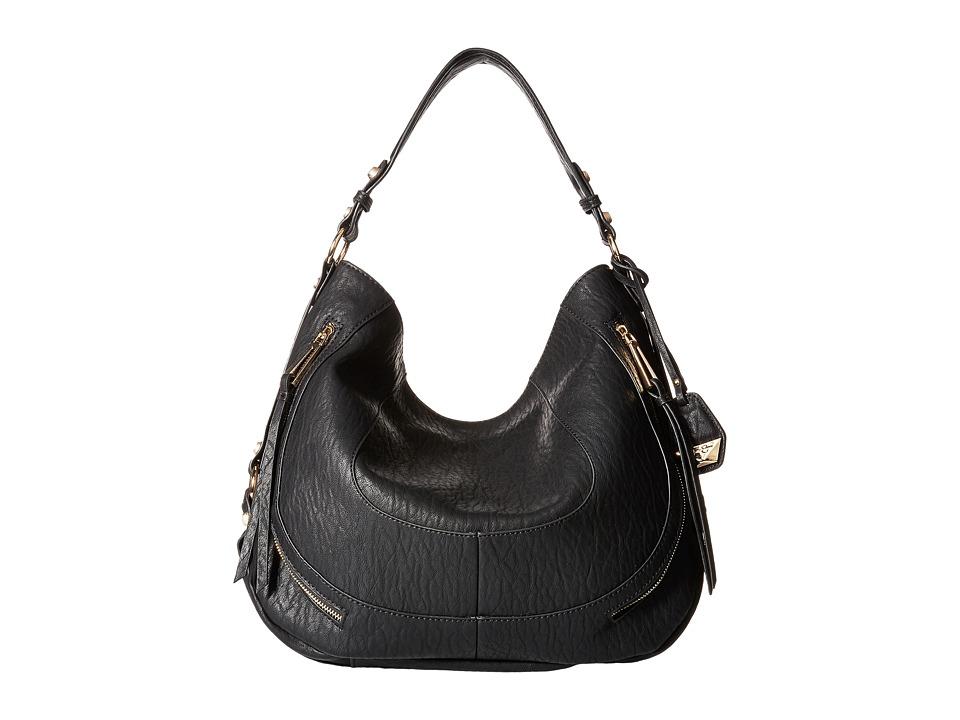 Jessica Simpson - Kendall Hobo (Black) Hobo Handbags