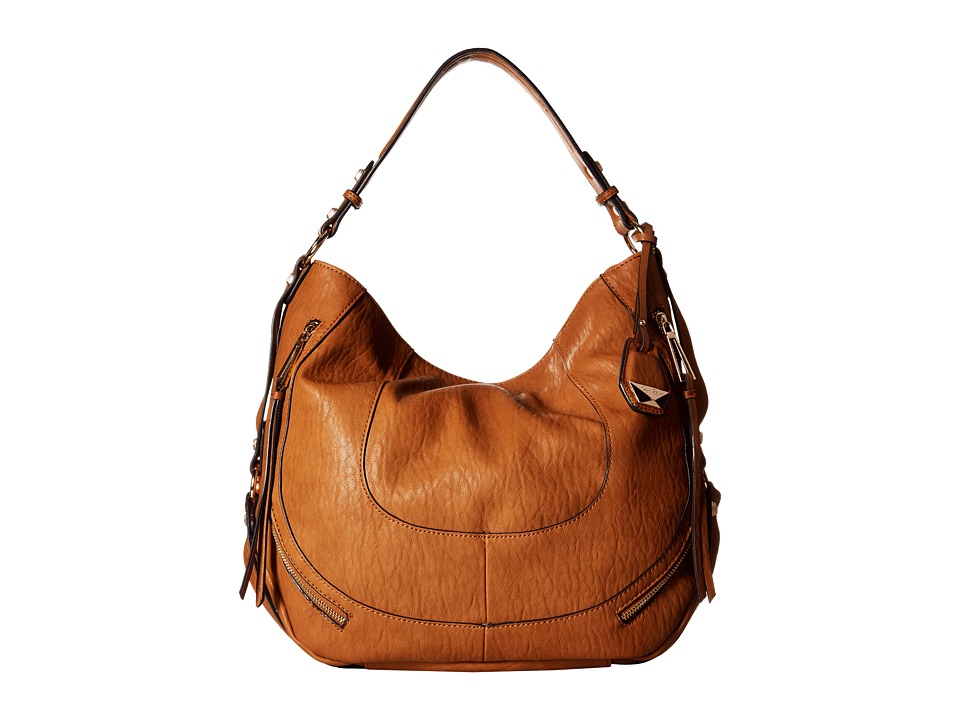 Jessica Simpson Kendall Hobo Cognac Hobo Handbags