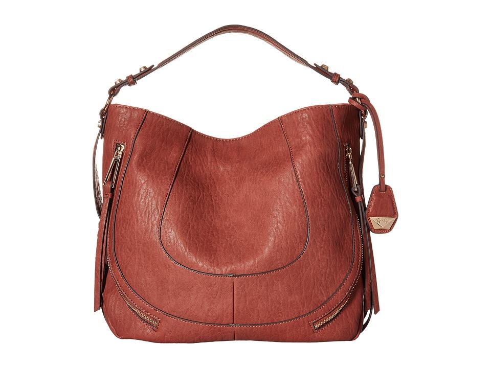 Jessica Simpson - Kendall Hobo (Brandy) Hobo Handbags