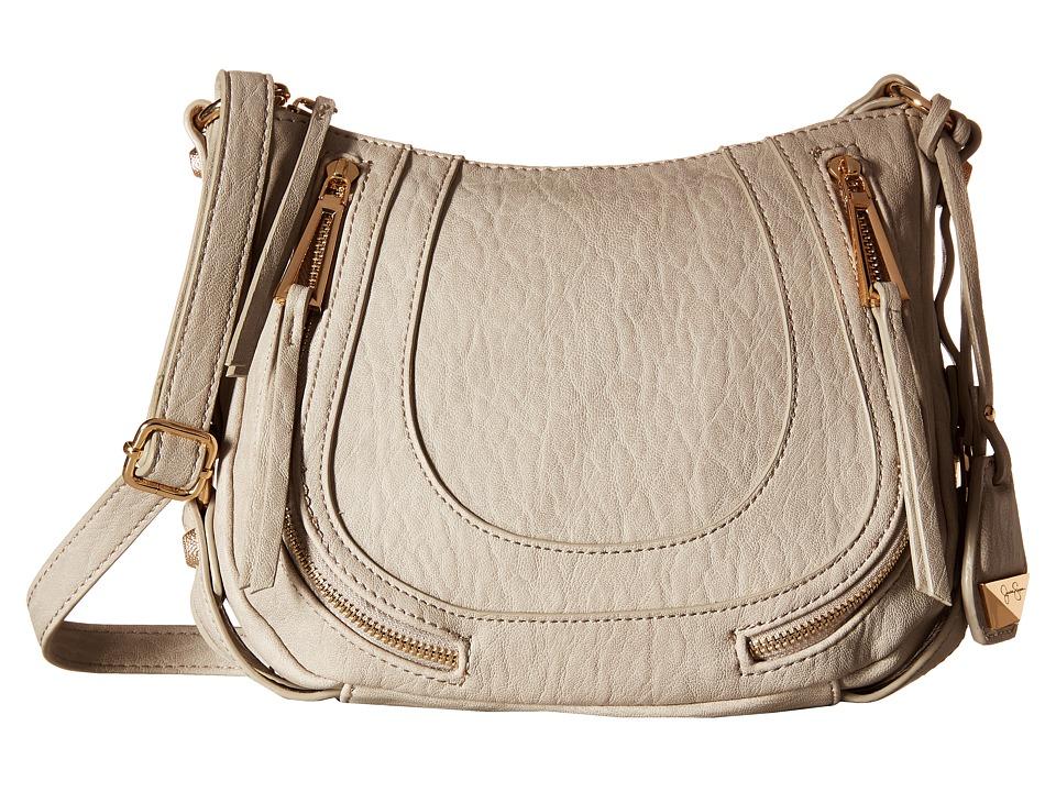 Jessica Simpson - Kendall Crossbody (Cloud Grey) Cross Body Handbags