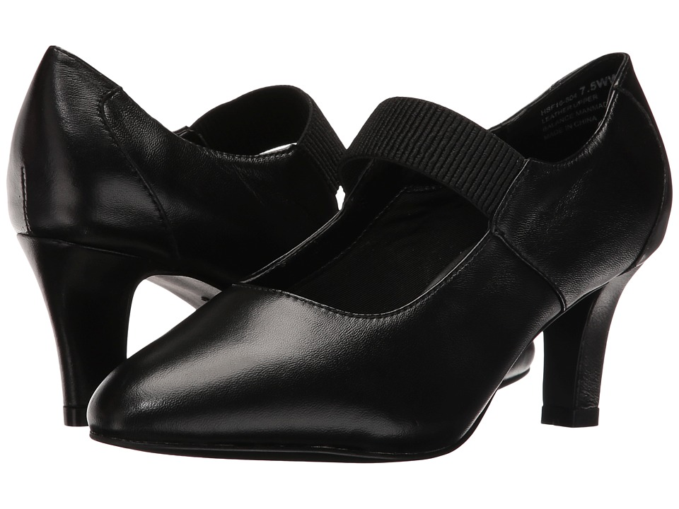 David Tate - Dixie (Black Kid) Women's Shoes