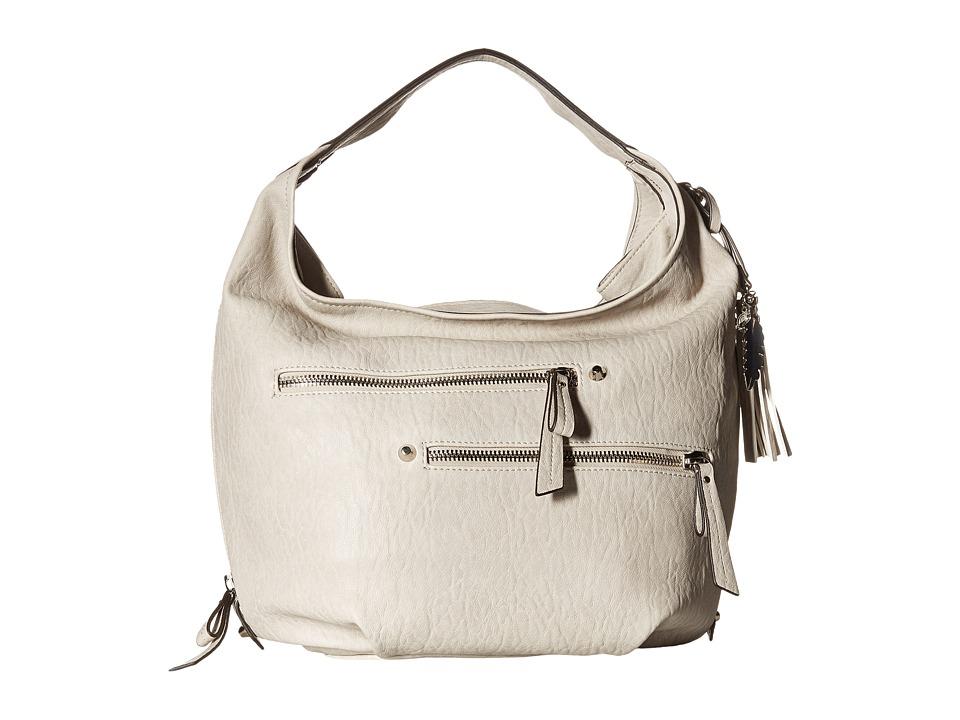 Jessica Simpson - Skylar Tote (Cloud Grey) Tote Handbags