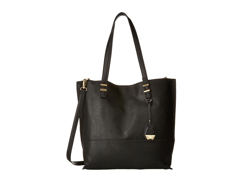 Jessica Simpson - Hanne Tote (Black/Putty) Tote Handbags