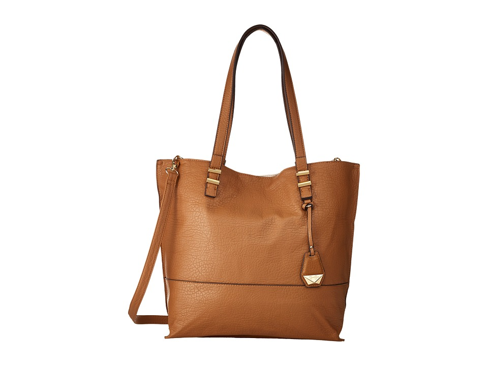 Jessica Simpson Hanne Tote Cognac/Putty Tote Handbags