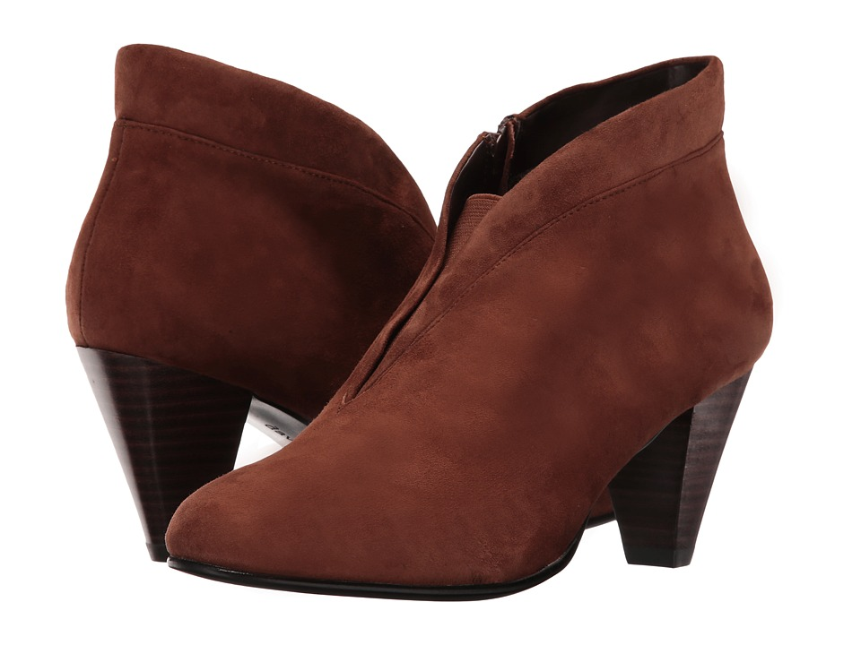 David Tate Natalie (Brown Suede) Women