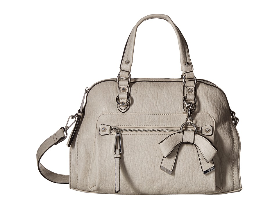 Jessica Simpson Tatiana Satchel Cloud Grey Satchel Handbags