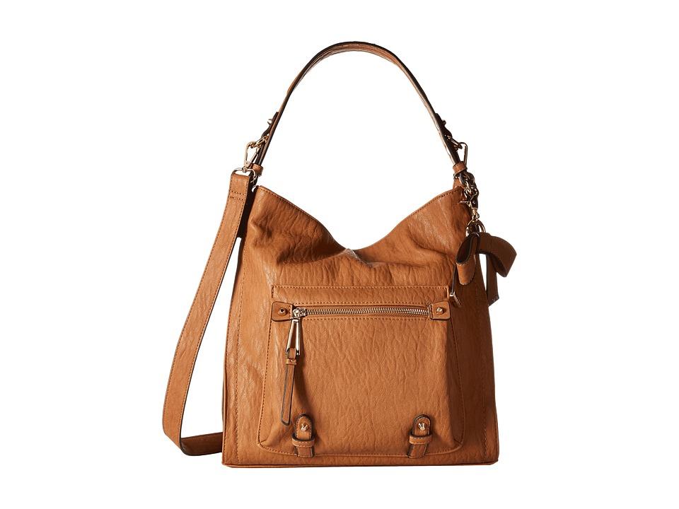Jessica Simpson - Tatiana Hobo (Cognac) Hobo Handbags