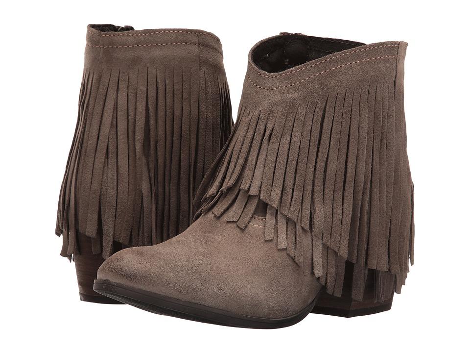 Taos Footwear Shag (Khaki Suede) Women