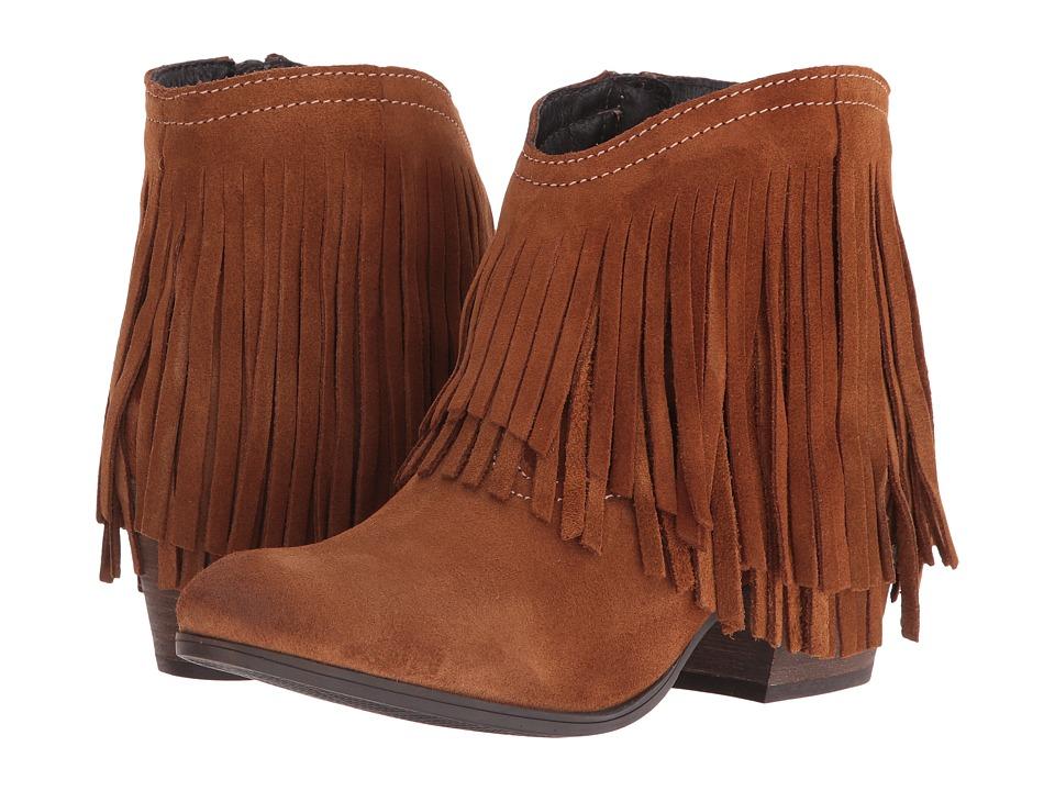 Taos Footwear Shag (Cognac Suede) Women