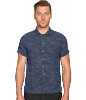 Todd Snyder - Short Sleeve Convertible Collar Button Up