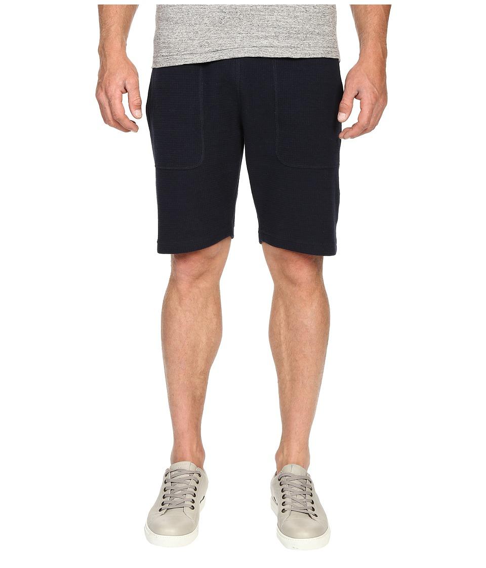 Todd Snyder Action Sweatshorts Navy Mens Shorts