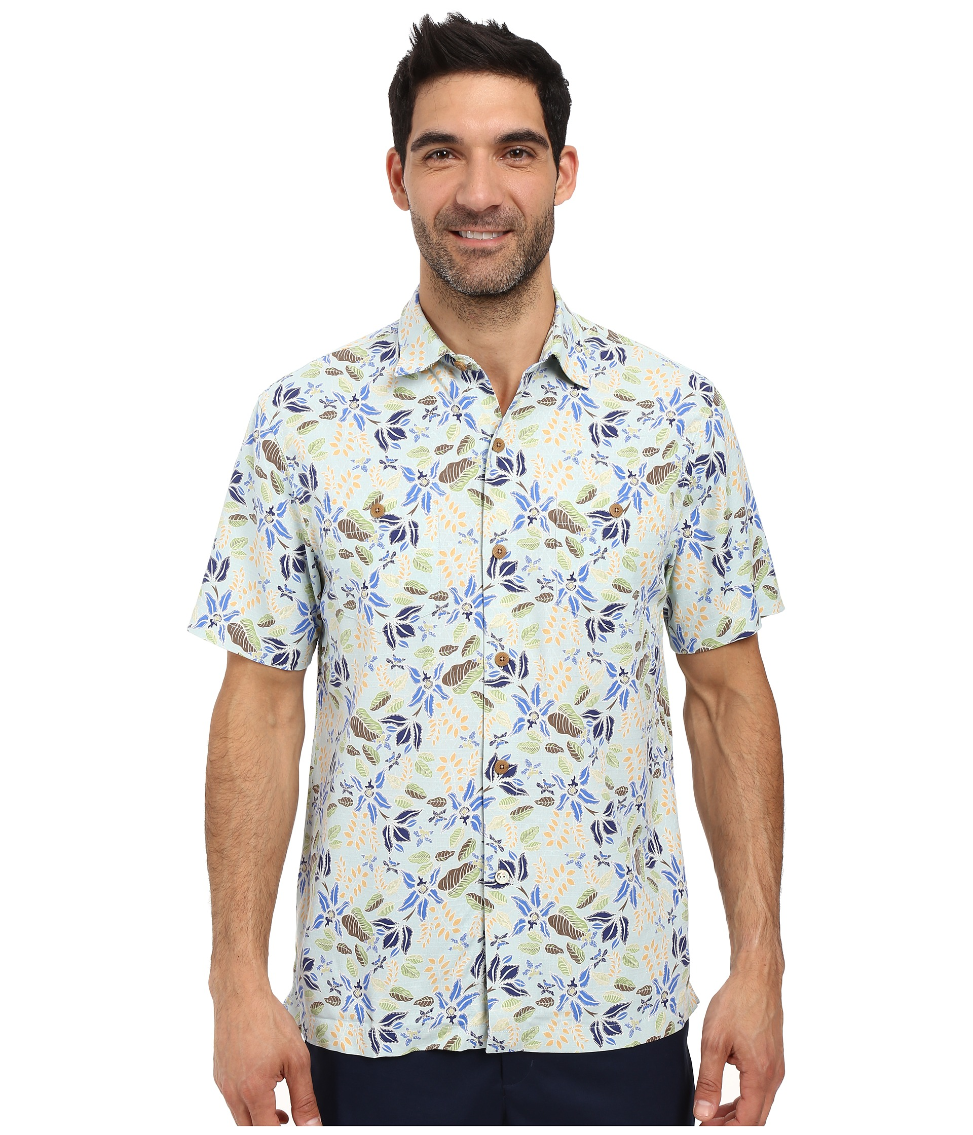 Tommy bahama mariposa grove shirt at for Where to buy tommy bahama shirts